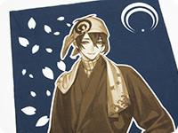 刀剣乱舞-ONLINE- 日本手ぬぐい 7種類