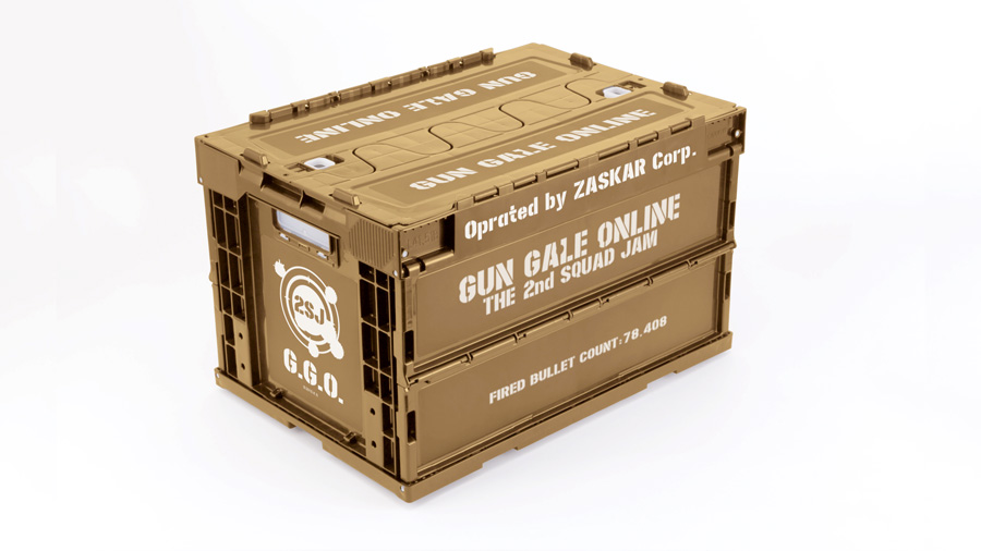 ソードアート・オンライン オルタナティブ ガンゲイル・オンライン G.G.O. ザ・セカンド・ス