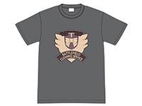 ヘヴィーオブジェクト 戦場お掃除サービスエンブレムTシャツ