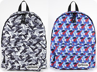 THUNDERBIRDS ARE GO × OUTDOOR PRODUCTS デイパック2種