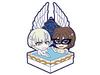 KING OF PRISM by PrettyRhythm【バスふぉ】シュワルツローズラバーストラップ