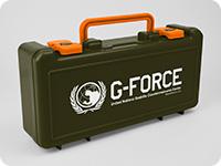 ゴジラ G-FORCE ツールボックス