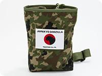 シンゴジラ JAPAN VS GODZILLA 自衛隊迷彩マルチユースポーチ