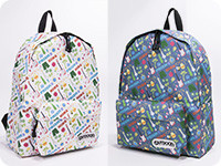 KING OF PRISM by Pretty Rhythm × OUTDOOR PRODUCTS デイパック 2種
