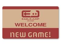 NEW GAME! イーグルジャンプ青葉が土下座した玄関マット風フロアマット