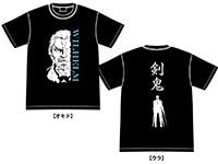 Re:ゼロから始める異世界生活 剣鬼・ヴィルヘルム・ヴァン・アストレアTシャツ