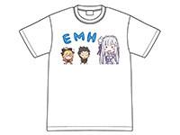 Re:ゼロから始める異世界生活 エミリアたん、マジ、へっぽこTシャツ