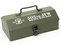 ブレイブウィッチーズ 第502統合戦闘航空団山型ツールボックス