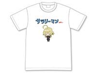 幼女戦記 ようじょしぇんき ターニャのサラリーマンは辛いTシャツ