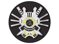 エルドライブ 宇宙警察メタルバッジ