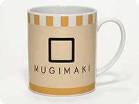 ACCA13区観察課 MUGIMAKIマグカップ