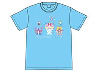 アイドルタイムプリパラ【パラネタ】そらみスマイルはけんちゅうTシャツ