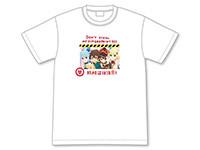 この素晴らしい世界に祝福を!2 カズマと仲間たちの指紋盗難注意Tシャツ