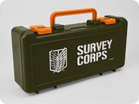 進撃の巨人 調査兵団ツールボックス
