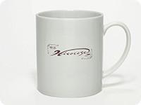 ひなこのーと 喫茶ひととせ&古本屋ひととせマグカップ