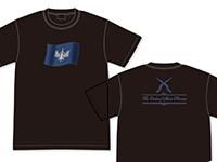 ナイツ&マジック 銀凰騎士団団旗Tシャツ