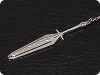 ナイツ&マジック 幻晶騎士起動キー型メタルキーホルダー