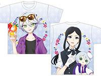 アイドルタイムプリパラ バカンスver.ひびきフルグラフィックTシャツ
