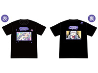 アイドルタイムプリパラ【パラネタ】みーちるのできるできるできる&みちるの無理無理無理Tシャツ