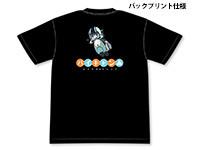 ゆるキャン△【きゃらいど】リンのバイキャン バックプリントTシャツ