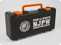 新日本プロレス ツールボックス グレー