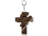 メガロボクス 南部の十字架アクリルキーホルダー