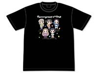 ヤマノススメ サード シーズン【きゃらいど】ヤマノススメTシャツ