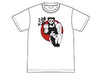 魔法少女サイト_漢パンダTシャツ_1