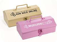 SAO オルタナティブ ガンゲイル・オンライン GGO山形ツールボックス TAN&PINK