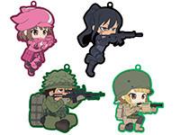 SAO オルタナティブ ガンゲイル・オンライン【Battle Style】レン/ピト/エム/フカ次郎