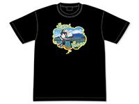 へやキャン△ リンのビィィィTシャツ