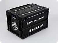 オーバーロードⅡ ギルド「アインズ・ウール・ゴウン」折りたたみコンテナver.2
