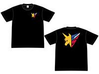 新世紀GPXサイバーフォーミュラ SUGO Tシャツ(Bk)