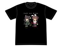 刀使ノ巫女【にゃんぴょん】Tシャツ 可奈美&姫和