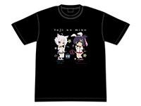 刀使ノ巫女【にゃんぴょん】Tシャツ 舞衣&沙耶香