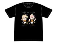 刀使ノ巫女【にゃんぴょん】Tシャツ 薫&エレン