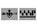 ULTRAMAN GG3耐ステッカー 科学特捜隊・SSSP