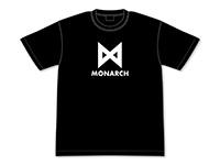 ゴジラ キング・オブ・モンスターズ MONARCH 蛍光蓄光Tシャツ